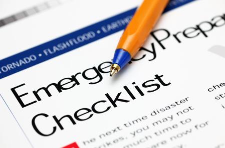 Hazards Checklist